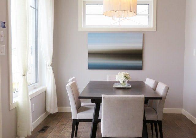 Les astuces pour décorer une salle à manger