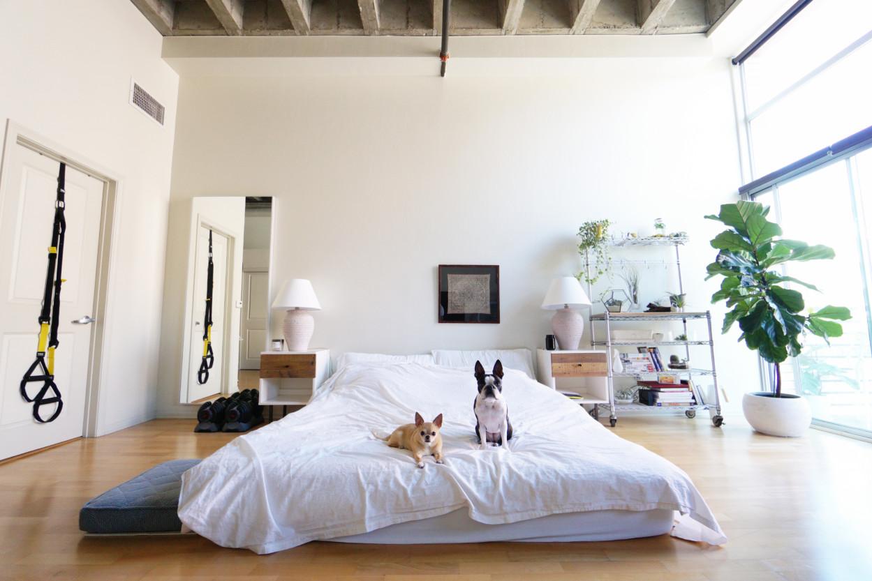Rénover un appartement pour une location meublée.